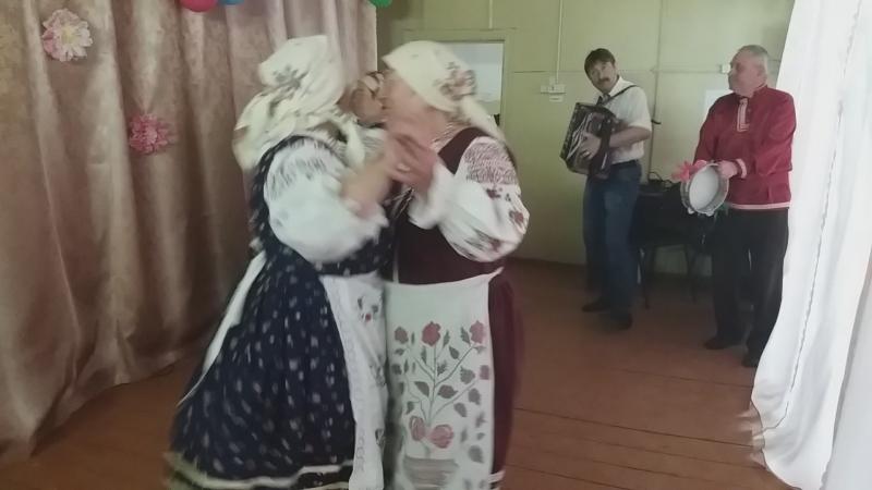 Танец и частушки Ой Семёновна