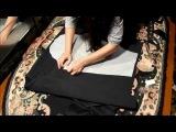 Платье своими руками Бурда 10 2013 - шить легко и просто