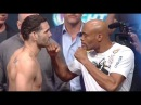 UFC 168 Anderson SIlva vs. Chris Weidman 2-full weigh in video