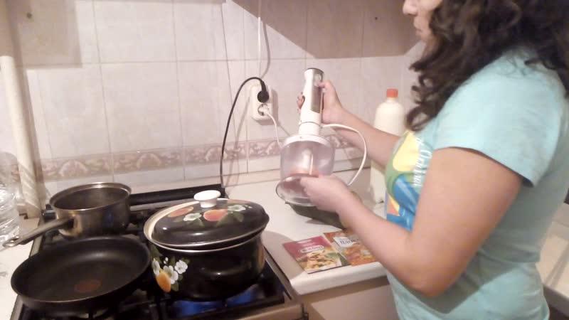 Тыквенный суп с авокадо варим с диетологов Еленой Поверенновой