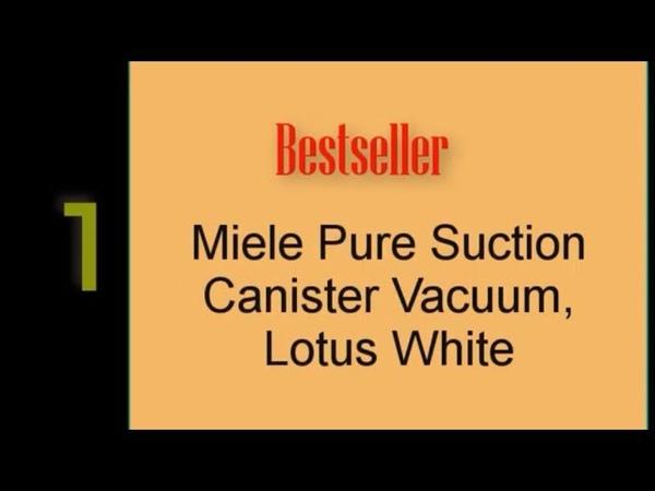 Top 3- The best vacuum cleaner- 2019