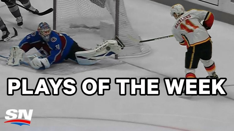 NHL Plays of The Week Vegas Baby!