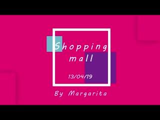 13/04/19 shopping mall