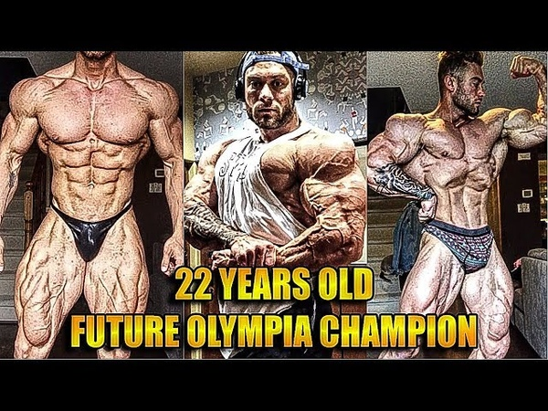 Chris Bumstead ''Future Classic Physique Mr.Olympia Champion'' | Bodybuilding Motivation