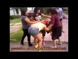 Жестокие уличные драки девушек и парней Жестокость и насилее