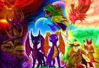 85. Музыка из игры The Legend of Spyro: Dawn of the Dragon.  Другие новости по теме.  Такой разный Спайро.