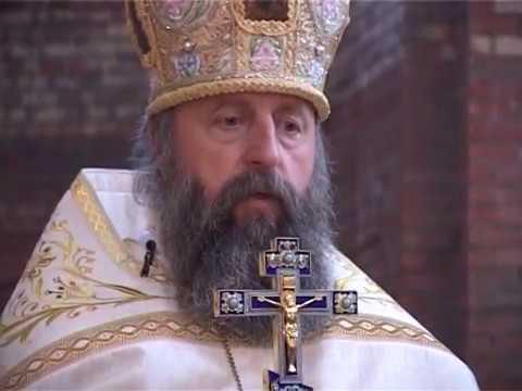 Престольный Евфросинии Литургия проповедь протоиерея Игоря строящийся собор 2011