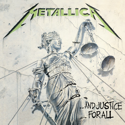 Metallica альбом …And Justice for All (Remastered)