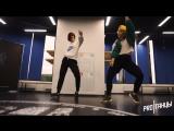 Collobration choreo DANCEHALL VS. JAZ FUNK BY Olya BamBitta&Nastya Malenkih//Sia & Diplo - Audio