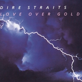 Dire Straits альбом Love Over Gold