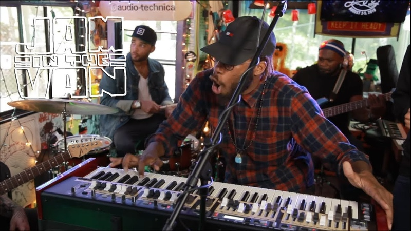 CORY HENRY AND THE FUNK APOSTLES - Trade It All (Live at Telluride Jazz 2018) JAMINTHEVAN