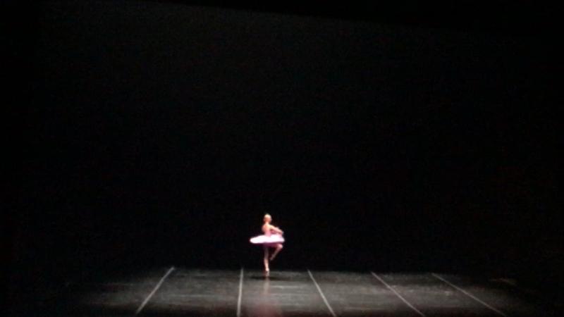 Вариация из балета «Корсар»