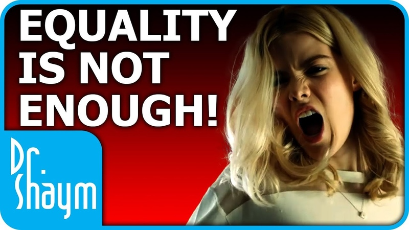 EQUALITY IS NOT ENOUGH!