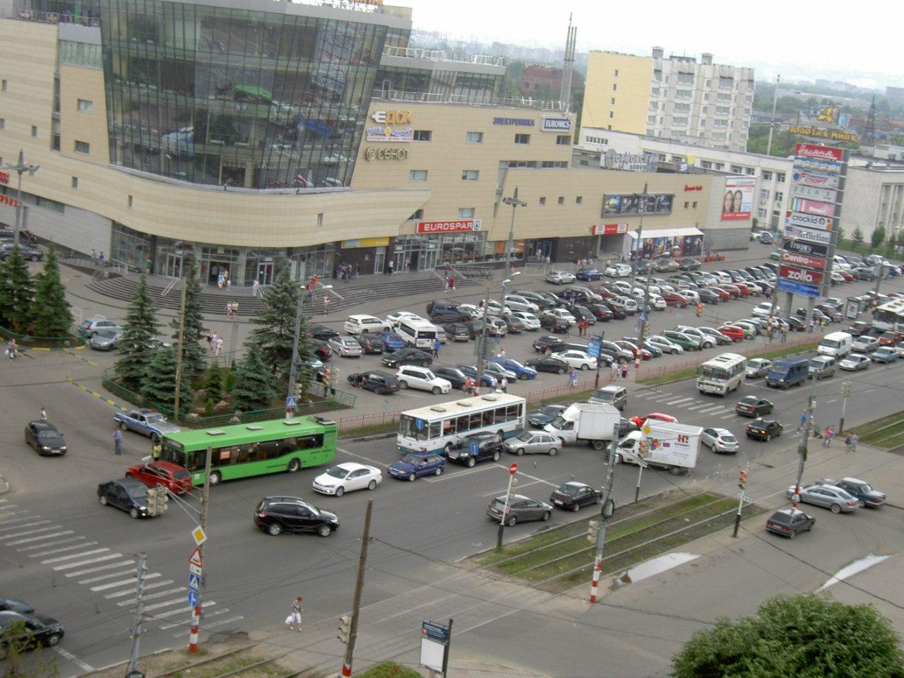 Автомонитор — Нижний Новгород — проект Авторадио