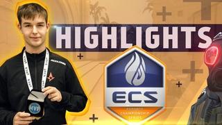 ECS Season 6 Finals 2018 – FRAGMOVIE (BEST HIGHLIGHTS 2K) – CS:GO КС ГО