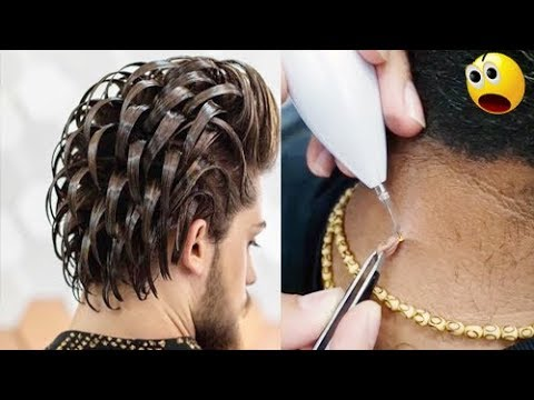 Best Barbers in The World ★ Amazing Haircut Designs and Hairstyles 98