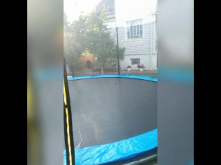 autistic trampolining