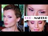 Pin UP - pop УРОК макияжа/ Профессиональный МАКИЯЖ (KatyaWorld)