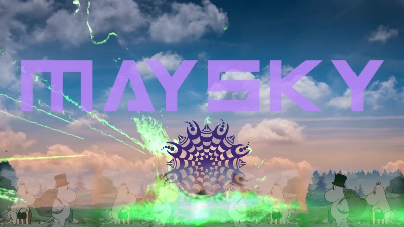 MaySky 2018 Videoposter