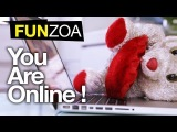 You Are Online, I'm Online- Teddy Sings Funny Song For Facebook Friends