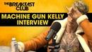 Machine Gun Kelly Breaks Down Eminem Feud, Halsey Rumors, Mac Miller's Death, Binge EP More