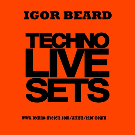 Igor Beard - Trafaret Sessions 037@Trafaret Radio