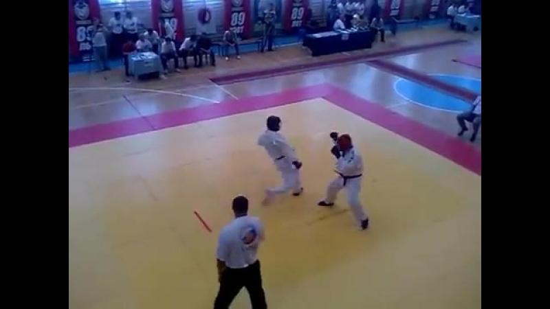 Ерманов Ерлан vs Пак Артём 67 кг