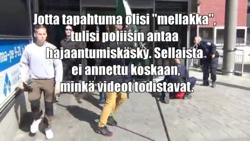 Jyväskylän yhteenotto 2015 – miten media valehteli