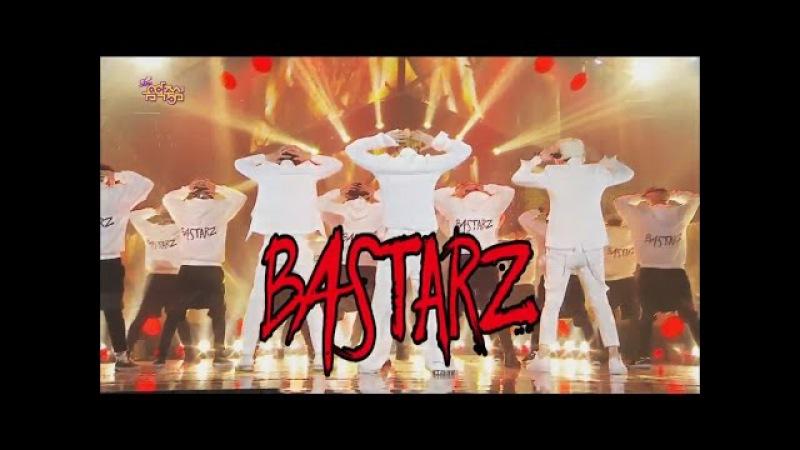 [MR Removed] 150418 Block B - BASTARZ (블락비 바스타즈) - Zero For Conduct (품행제로) @ Music Core