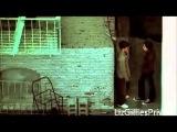 Elizabeth Gillies Kiss scene in The Black Donnellys.