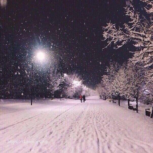 Пусть у каждого из нас, в этом феврале случится что-то незабываемое..❄☃