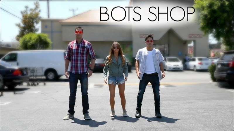 ROBOTS SHOP   ft. MADD CHADD JAMES MARCHIONI
