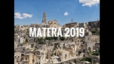 Matera 2019, European Capital of Culture