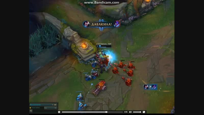 The fucking beetle was trying to gank, but Yasuo was fucking cancer