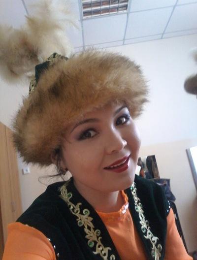 Дина Дауырбаева, 23 июля , Сызрань, id186885249