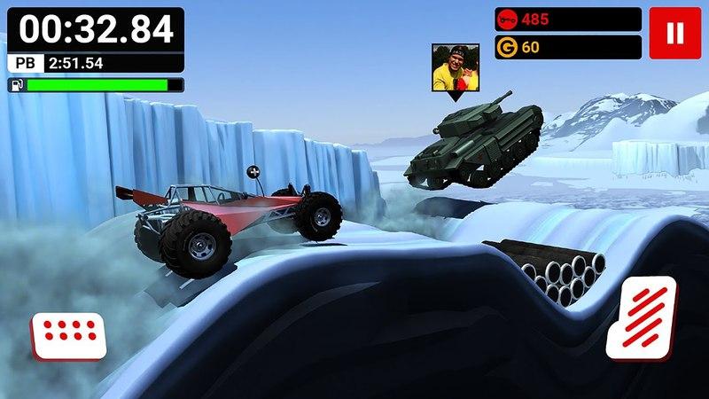 MMX Hill Dash mmx racing monster truck mmx hill climb crazy MMX Racing Tracks hill dash HD2