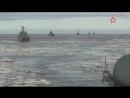 Маневры в экстремальных условиях группировка кораблей СФ прибыла на Новосибирские острова Северныйфлот ВМФ
