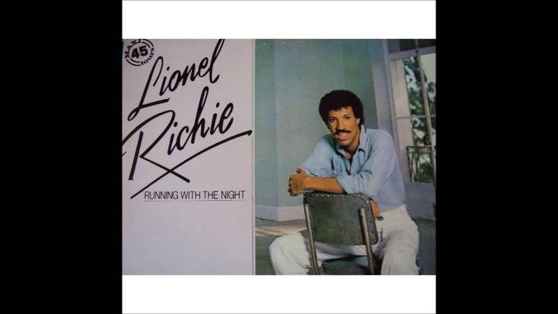 LIONEL RICHIE Running With The Night 1983 HQ