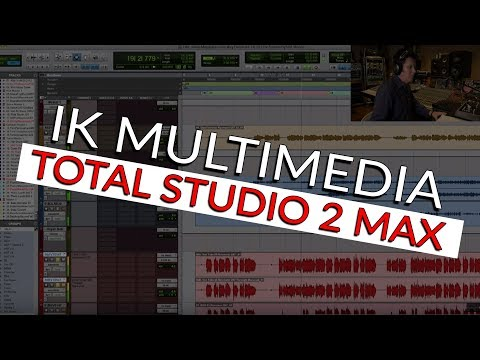 Mixing In The Box With IK Multimedia (Total Studio 2 Max) - Warren Huart Produce Like A Pro
