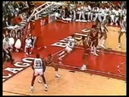 Hakeem Olajuwon 4 Blocks On Michael Jordan!