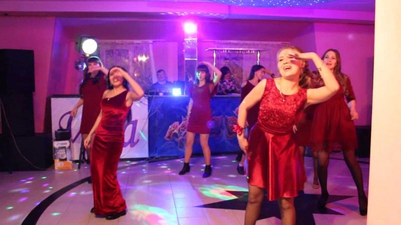 Танец подружек невесты для Раечки и Лёши 21 04 18