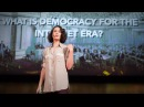 Pia Mancini How to upgrade democracy for the Internet era