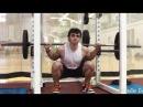 How To Low Bar Squat Классические приседания