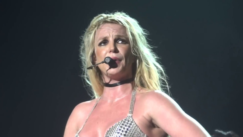 Britney Spears - Freakshow (Live in Dublin, Piece Of Me Tour - 3arena) HD