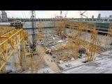 Съемка стадиона «Открытие Арена». 10 июня 2013 года