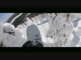 Antti autti's day off at pyhä ski resort
