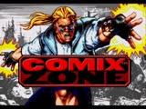 Прохождение COMIX ZONE (SEGA) на ачивки от Clark Kent
