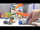 Машинки Хот Вилс, спортивные машинки. Часть 2. Cars Hot Wheels,super track, racing cars. Тики таки!