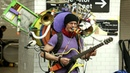 Top 10 COOL ONE MAN BAND Street Performers Singing Musicians VIDEOS