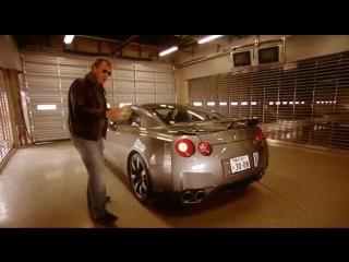 Nissan GTR Top Gear
